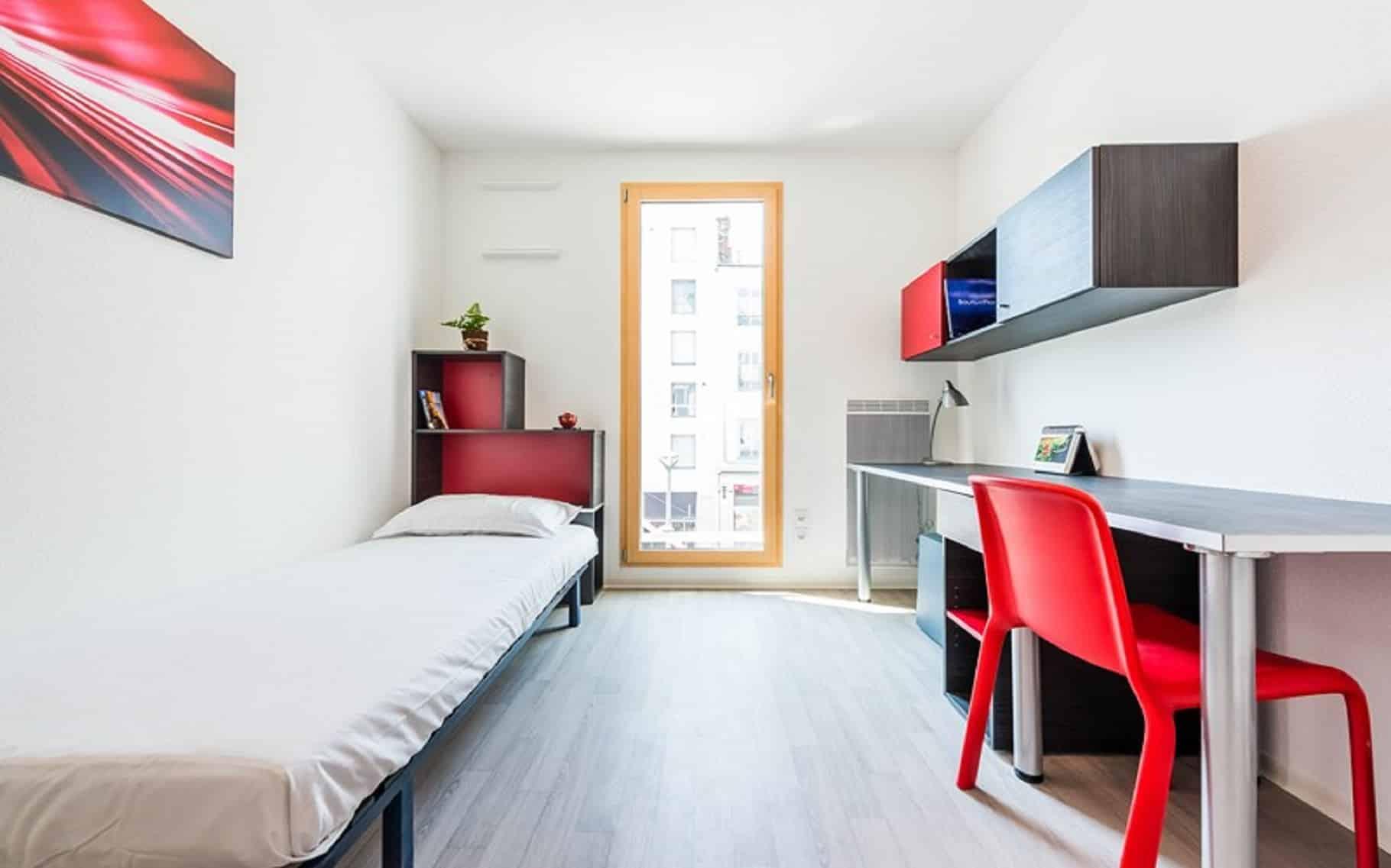 Un logement étudiant idéal