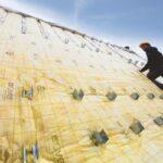 Travaux de rénovation isolation du toit
